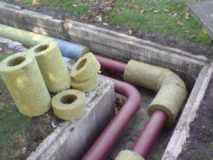 SECTIONAL PIPE INSULATION